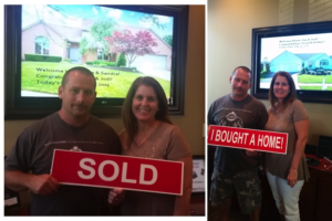 Westerville OH Home Sellers Tim and Jodi Review Realtor Rita Boswell