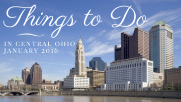 Central OH Activities by Realtor Rita Boswell
