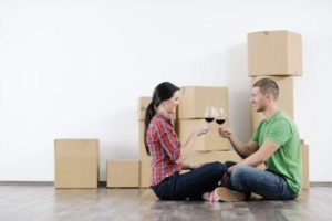 Columbus OH Couple Moving In