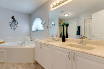 Westerville OH Staged Luxury Bath