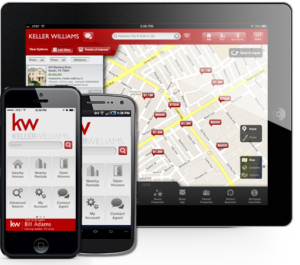 Rita Boswell Group Home Search App by KW