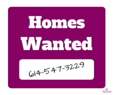 Central OH Homes Wanted