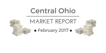 Central OH Real Estate Market Report February 2017