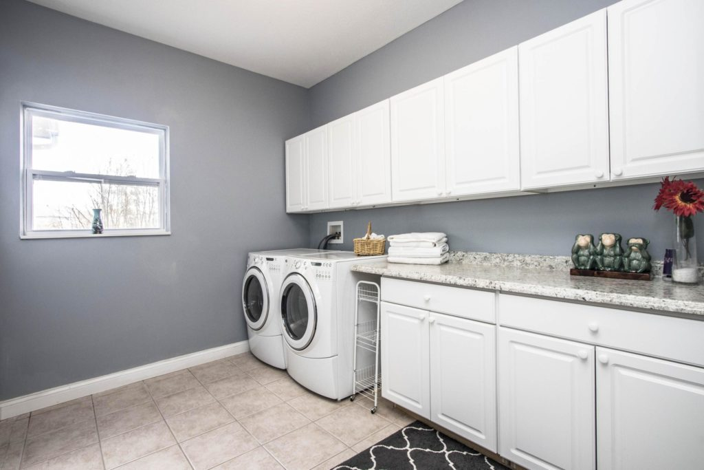 Dublin Ohio Home For Sale Laundry Room