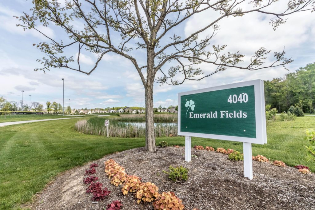 Emerald Fields Park Dublin Ohio