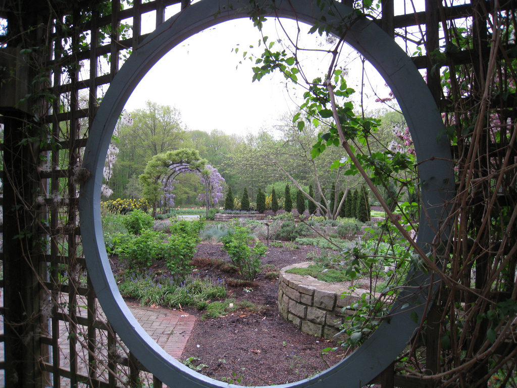 Inniswood Metro Garden Window in May