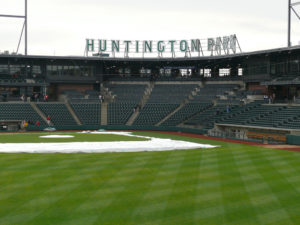 Huntington Park Baseball field & stadium