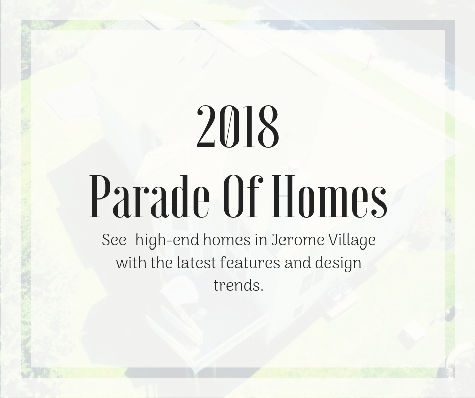 Central Ohio Parade Of Homes 2018 Information Presented By