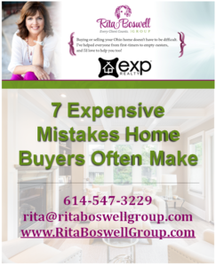 "Guide Cover ""7 Expensive Columbus Home Buying Mistakes"""