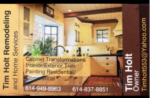 Tim Holt Remodeling And Home Services